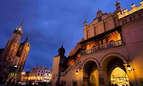 Polen, Krakau / Bild: (c) Erwin Wodicka