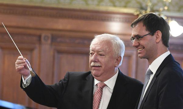 Wiens Bürgermeister Michael Häupl und Vorarlbergs Landeshauptmann Markus Wallner / Bild: APA/ROBERT JAEGER