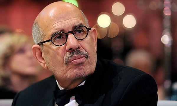 ElBaradei / Bild: (c) EPA (Pascal Le Segretain / Pool)