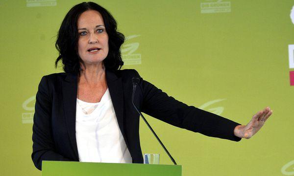 Grünen-Chefin Eva Glawischnig  / Bild: APA/HERBERT PFARRHOFER