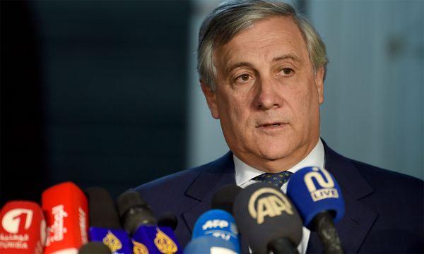 Antonio Tajani / Bild: (c) AFP