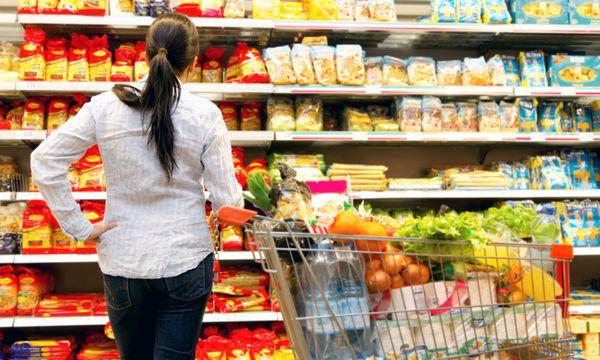 Einkauf im Supermarkt / Bild: (c) Bilderbox