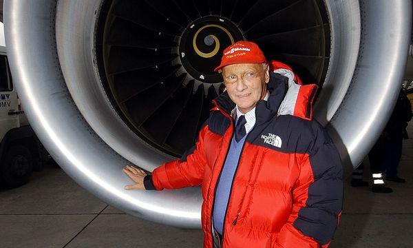 Niki Lauda will es noch einmal wissen. / Bild: APA/AFP/JOE KLAMAR