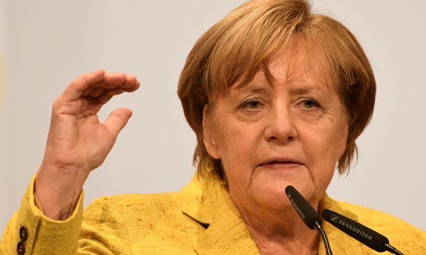 Die deutsche Kanzlerin Angela Merkel (CDU) / Bild: Reuters