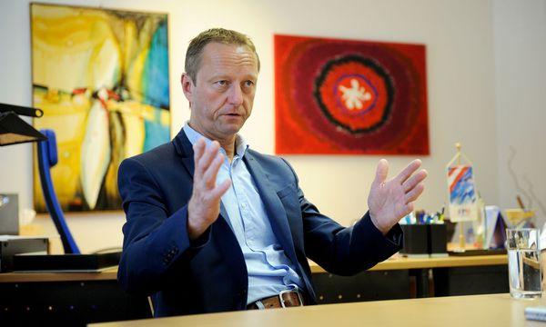 Johann Tschürtz / Bild: Die Presse