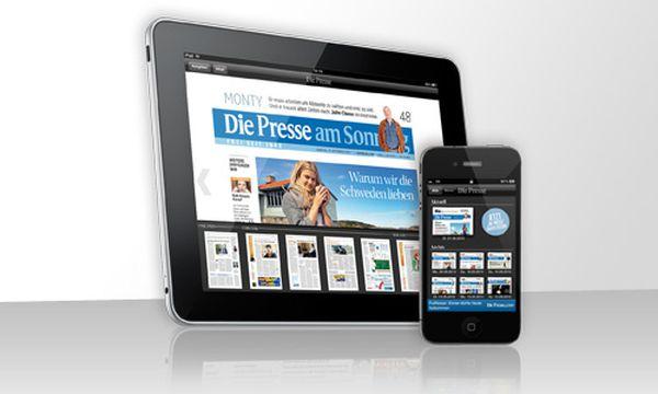 Die Presse-App /