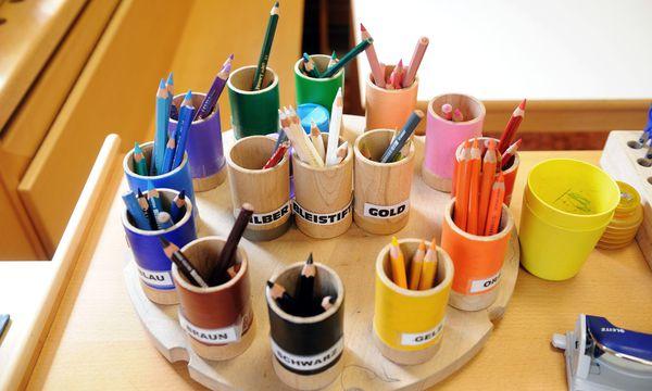 Die Grünen fordern Sprachquoten in Kindergärten. / Bild: Die Presse
