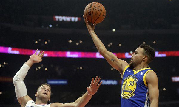 NBA: Golden State Warriors gegen Los Angeles Clippers / Bild: (c) USA TODAY Sports (Gary A. Vasquez)