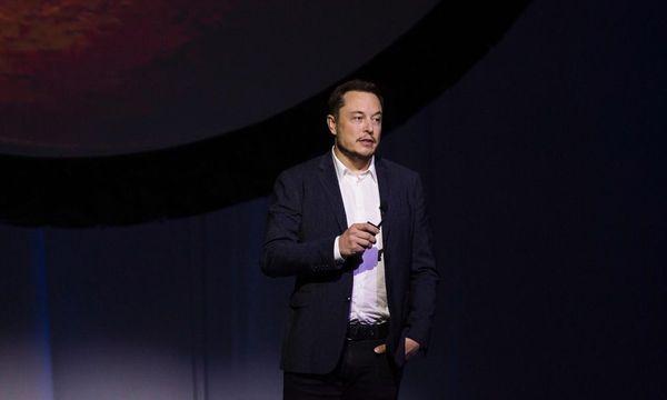 Tesla-Chef Elon Musk / Bild: APA/AFP/HECTOR GUERRERO