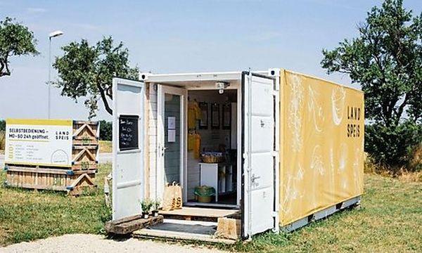 Die Landspeis versorgt mit Lebensmitteln - rund um die Uhr /