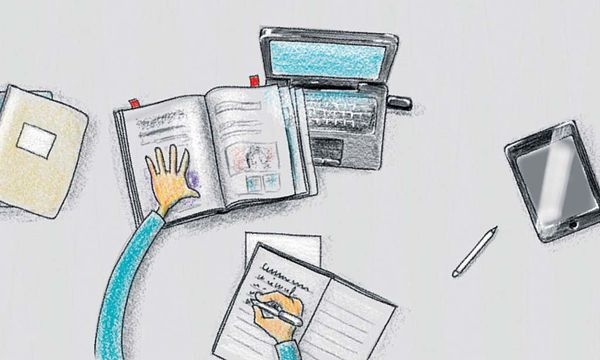 Bleistift oder Tablet / Bild: (c) Marin Goleminov