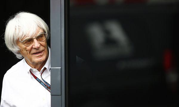 """""""That's it, ich bin jetzt einfach weg"""": Bernie Ecclestone ist nicht mehr der Chef der Formel 1. / Bild: (c) REUTERS"""