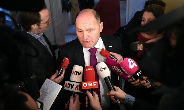 Innenminister Wolfgang Sobotka. / Bild: (c) APA/HELMUT FOHRINGER