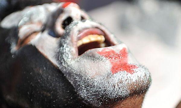 Syrien Protest / Bild: (c) EPA (Yahya Arhab)