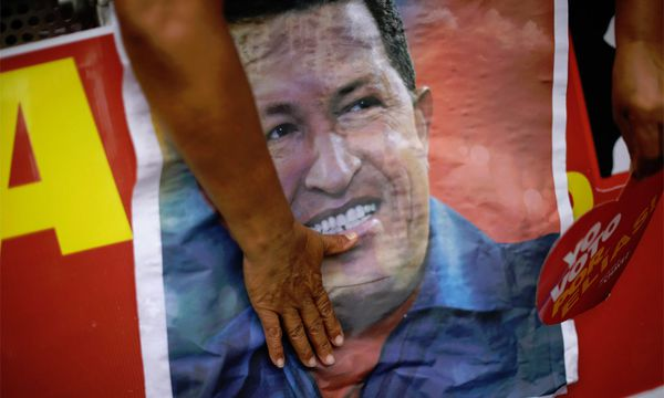 Bild: (c) Reuters (Jorge Silva)