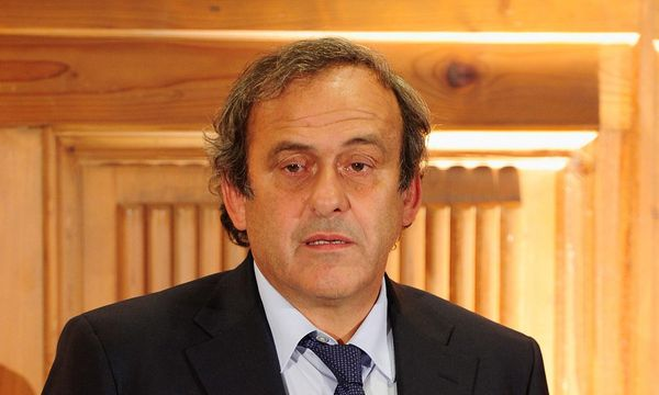 Uefa-Präsident Michel Platini / Bild: GEPA pictures/ Witters/ Pool Photo/Lennart Preiss