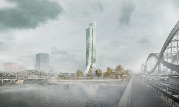 """So soll der """"Elbtower"""" aussehen.  / Bild: HafenCity Hamburg"""