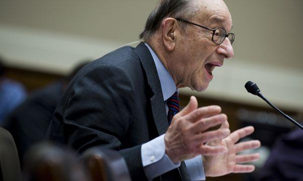 Ex-Chef Alan Greenspan warnt vor den Folgen der lockeren Geldpolitik. / Bild: (c) EPA (SHAWN THEW)