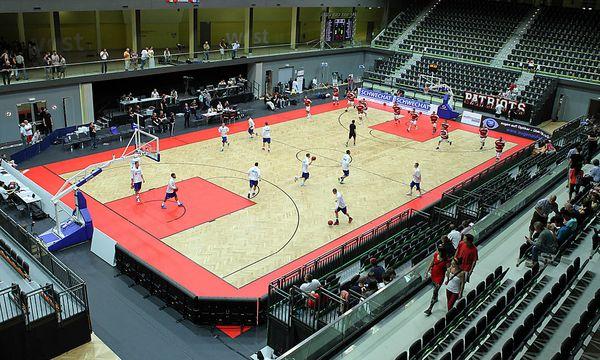 Archivbild: Ein Handballmatch im Multiversum Schwechat / Bild: GEPA pictures