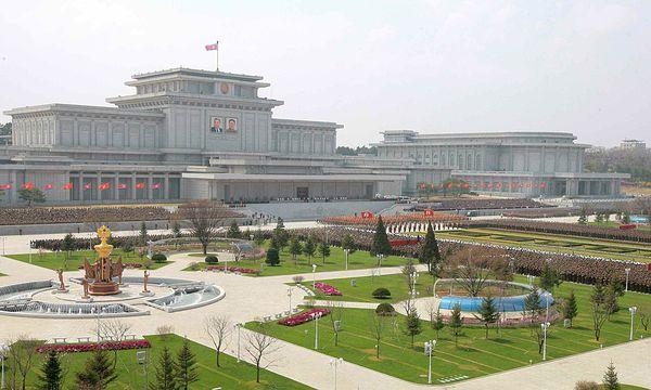 Nordkorea USTourist droht Todesstrafe / Bild: (c) EPA (KCNA HANDOUT)