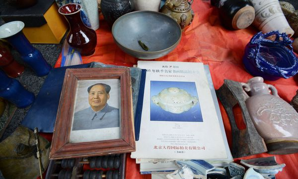 Zhuang Zedong  / Bild: (c) imago stock&people (imago stock&people)