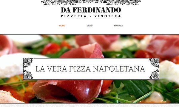 Bild: (c) Da Ferdinando