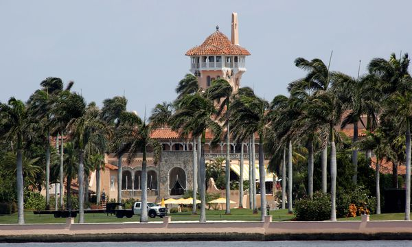 Mar-a-Lago / Bild: REUTERS