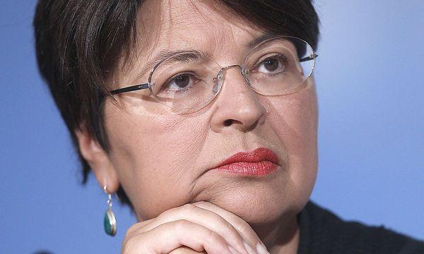 Renate Brauner: Schulden steigen nur rein rechnerisch um 300 Millionen Euro.  / Bild: (c) APA/GEORG HOCHMUTH (GEORG HOCHMUTH)