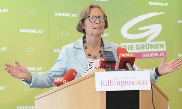Gabriela Moser / Bild: (c) APA/HELMUT FOHRINGER (HELMUT FOHRINGER)