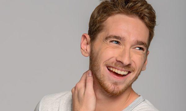 Nathan Trent singt für Österreich ''Running on Air'' / Bild: (c) ORF (Thomas Ramstorfer)
