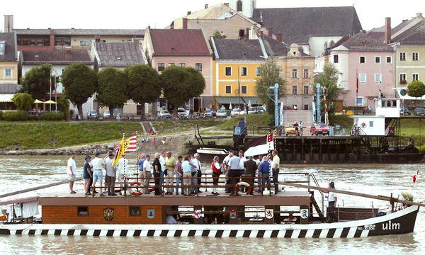 Archivbild: Das traditionelle Eigenbauschiff