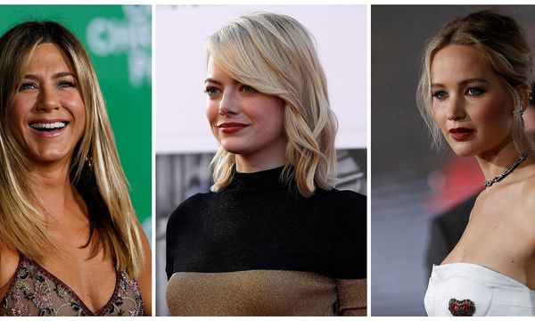 A combination photo of actors Jennifer Aniston Emma Stone and Jennifer Lawrence in Los Angeles / Bild: (c) REUTERS (Mario Anzuoni)