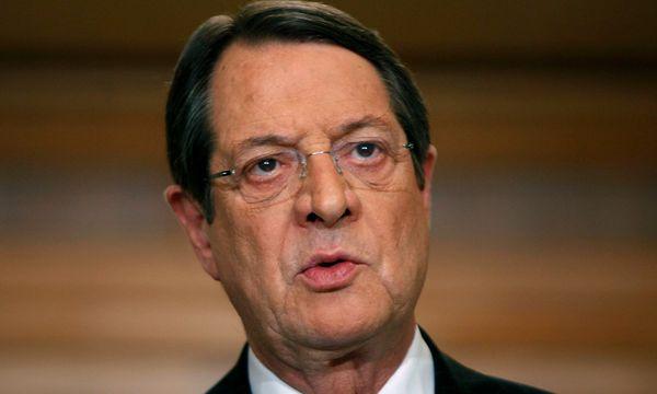 Warnte Zyperns Praesident Verwandte / Bild: (c) Reuters