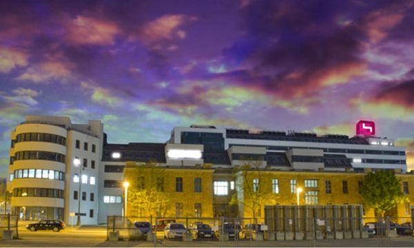 Medienstandort St. Marx: Puls4 kommt noch 2012 / Bild: Puls4