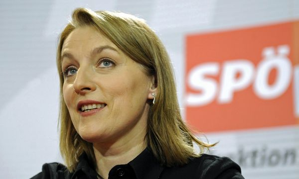 SPÖ: Evelyn Regner / Bild: (c) APA/ Roland Schlager