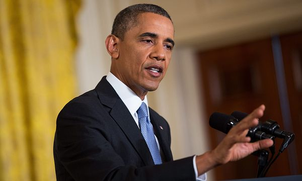 Barack Obama / Bild: (c) EPA (DREW ANGERER)