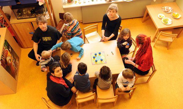 Kindergarten / Bild: (c) Die Presse (Clemens Fabry)