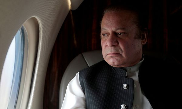 Nawaz Sharif / Bild: REUTERS