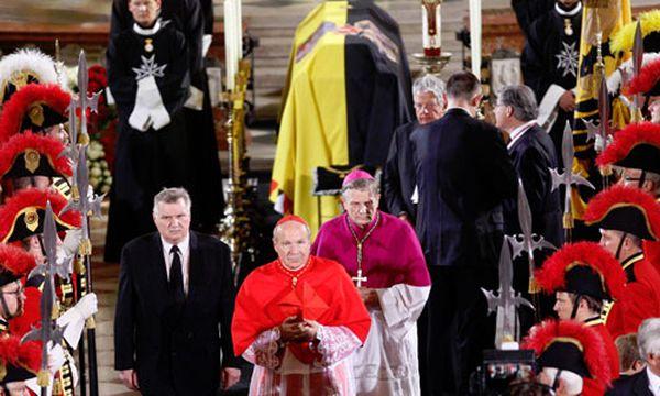 Habsburg-Begräbnis / Bild: (c) Reuters (Lisi Niesner)