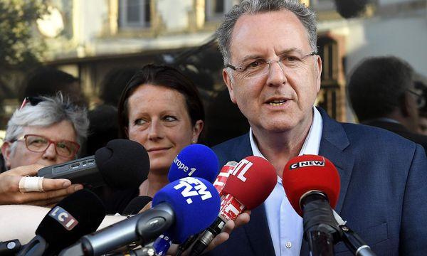 Richard Ferrand könnte als Fraktionssprecher von Macrons Partei LREM agieren. / Bild: APA/AFP/FRED TANNEAU
