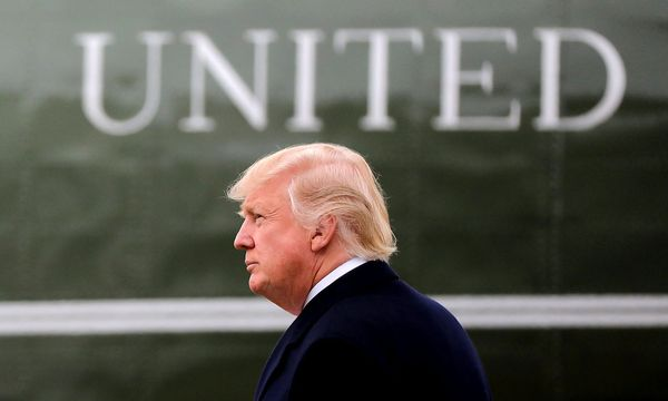 Der US-Präsident hat seine Linie im Syrien-Konflikt geändert. / Bild: REUTERS/Carlos Barria