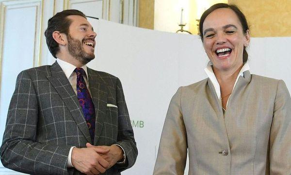 Wissenschaftsminister Harald Mahrer (ÖVP) und Bildungsministerin Sonja Hammerschmid (SPÖ)  /