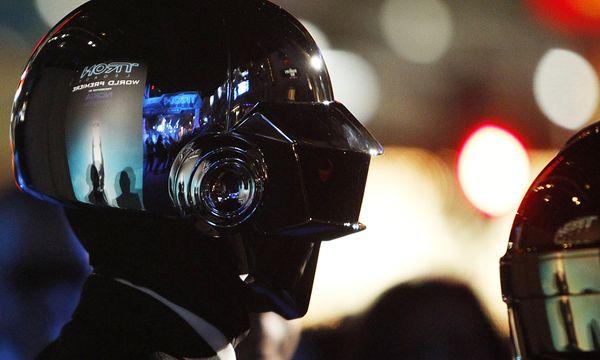 Daft Punk. / Bild: (c) REUTERS (Danny Moloshok / Reuters)
