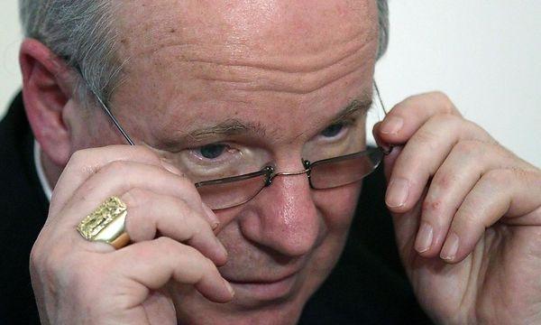 Kardinal Schönborn ist wieder nach Wien zurückgekehrt. / Bild: (c) REUTERS (HEINZ-PETER BADER)