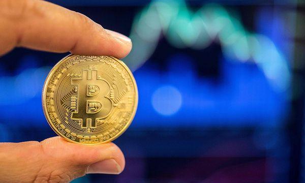Bitcoin / Bild: APA/AFP/JACK GUEZ