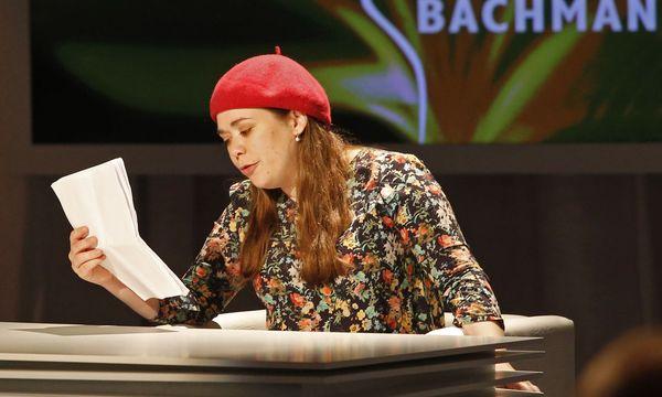 Stefanie Sargnagel beim Bachmann-Preis / Bild: (c) APA/GERT EGGENBERGER (GERT EGGENBERGER)