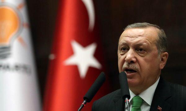 Recep Tayyip Erdoğan. / Bild: (c) APA/AFP/ADEM ALTAN (ADEM ALTAN)