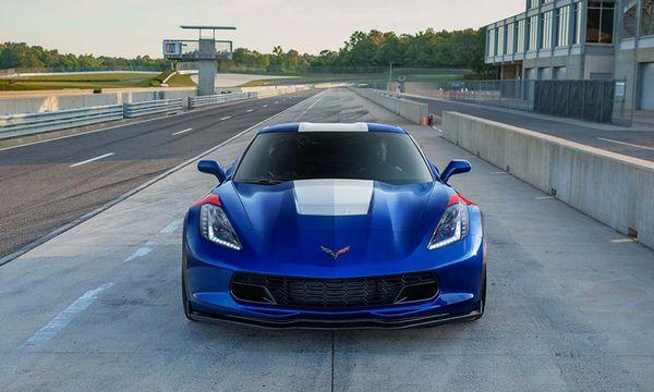 Perfekt für hohe Geschwindigkeiten und als Sammlerstück: Chevrolet Corvette Grand Sport  / Bild: chevrolet