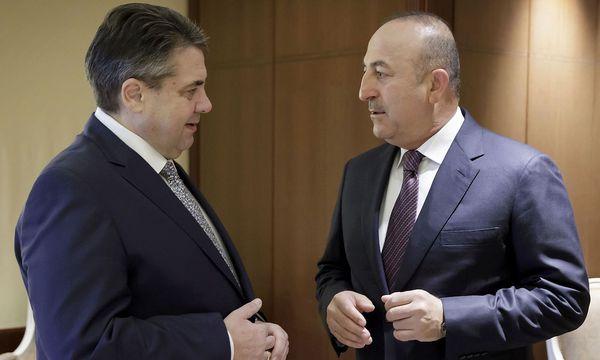 Niemand wolle die türkisch-deutschen Beziehungen nachhaltig schädigen, sind sich die Politiker einig. / Bild: REUTERS/Auswaertiges Amt/Thomas Koehler-photothek.net/Handout via Reuters