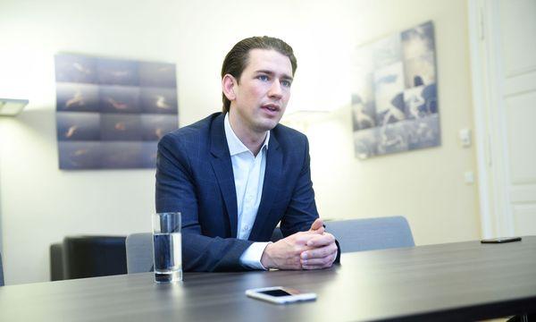 Sebastian Kurz / Bild: (c) Clemens Fabry